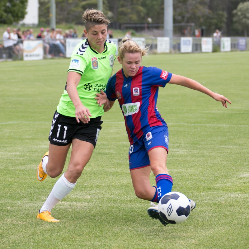 713ac4b2 Jets Women to Feature in Three Broadcast Fixtures | Newcastle Football