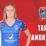 Tara Andrews - Sponsored Player